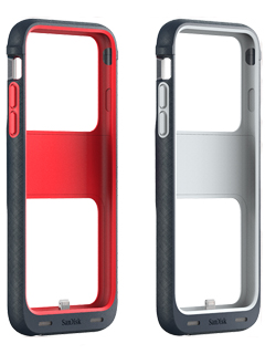SanDisk wants to expand your iPhone's storage with the iXpand Memory Case