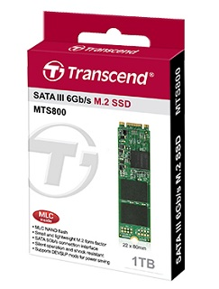 Transcend MTS800 M.2 SSD 512GB review: Putting the flash in flash memory