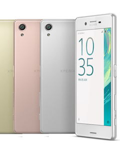 Sony Xperia X and XA now available for pre-orders