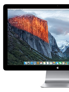Apple rumored to be working on new Thunderbolt Display with integrated graphics