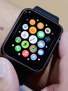 2017 Apple Watch could sport a power-efficient micro-LED display