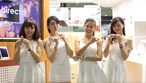 The Show Girls of Computex 2016