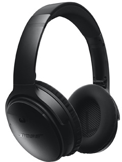 The best in noise-cancelling finally goes wireless – introducing the latest Bose QuietComfort35