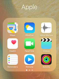 With iOS 10, you can finally delete Apple apps from your phone