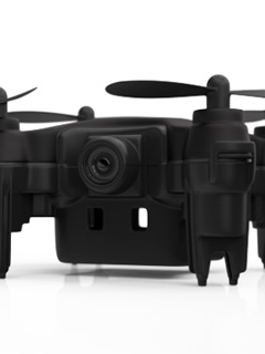 You'll love that the JetJat Ultra is a pocketable drone with professional features