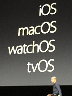 WWDC 2016: macOS Sierra previewed, shows loads of new features