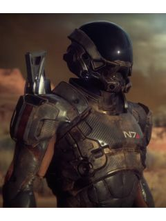 Check out Mass Effect: Andromeda's latest gameplay trailer!