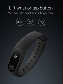 Xiaomi's Mi Band 2 comes with an OLED display and 20-day battery life