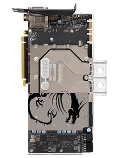 MSI and EKWB releases liquid-cooled GeForce GTX 1070 and 1080 Sea Hawk EK X cards
