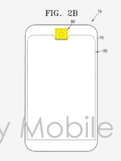 Samsung has plans to use an iPhone-styled home button for better fingerprint recognition