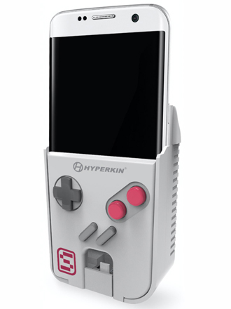 This gadget lets you play any game boy cartridge on your Android smartphone!