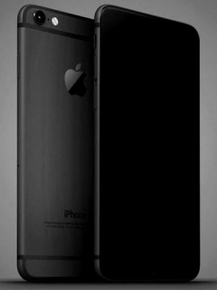 iPhone 7 may come in space black to match the Apple Watch