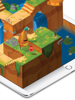 Apple's Swift Playgrounds app helps you learn code on the iPad