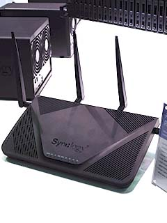 Synology reveals its new router RT2600ac at Computex 2016