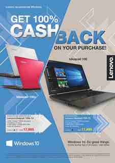 Lenovo to hold a mid-year gadget sale, offers up to 70% off