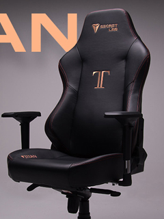 Secretlab launches their new Titan gaming chair for tall people