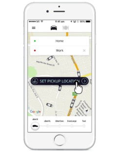 Carpooling service uberPOOL available in Singapore from 1st July