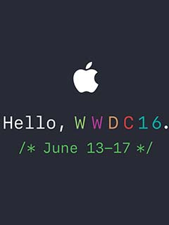 What to expect from the Apple WWDC 2016 event