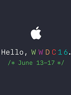 Join us as we go live from Apple WWDC 2016