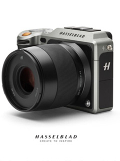 Hasselblad has just come up with a mirrorless medium format camera