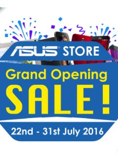 The ASUS Concept Store is your one-stop store for ASUS mobile products