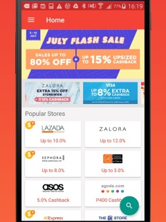 ShopBack Philippines launches mobile app