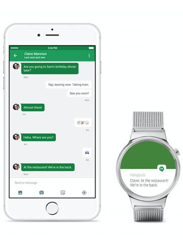 Google rumored to be making two Nexus-branded Android Wear smartwatches