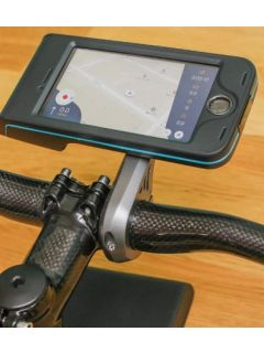 Bycle allows bike riders to record and share their journey
