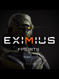 Indie highlight: Ammobox Studios' RTS-FPS hybrid, Eximius