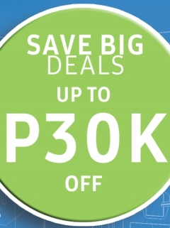 Get up to PhP 30K discount on Samsung's digital appliances with Flexi Home Deals