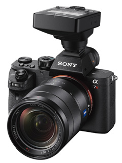 Sony joins the wireless lighting fun and unveils a new full-frame f/1.4 lens