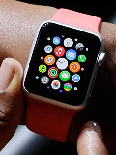 Apple Watch 2 to use