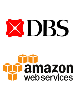 DBS will use Amazon Web Services' cloud technology for better bank services