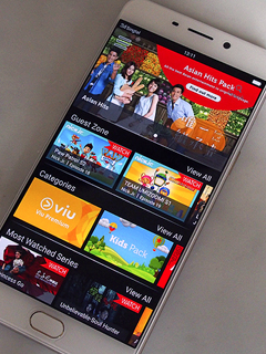 First looks: Cast, Singtel's new on-demand video streaming app