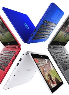 Dell PH launches Inspiron 2-in-1 lineup