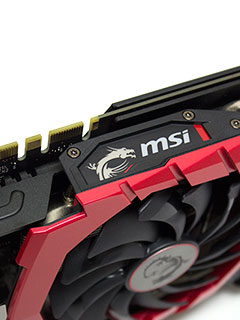 MSI GeForce GTX 1080 Gaming Z review: Cool, fast, and quiet