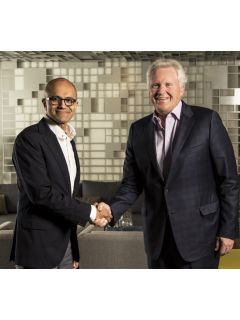 GE and Microsoft team up for more competitive offerings on the cloud