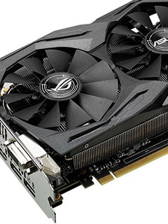 Here's a roundup of some custom NVIDIA GeForce GTX 1060 cards