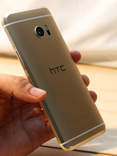 Photos: An up-down glance at the HTC 10