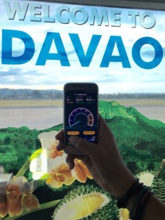 PLDT, Smart enhance data connectivity in Davao airport
