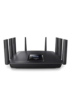 Linksys EA9500 Max-Stream AC5400 MU-MIMO Gigabit router: A new wireless kingpin