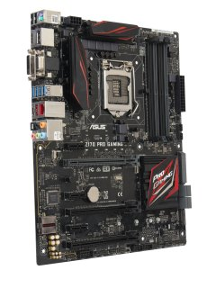 ASUS Z170 PRO Gaming: Feature-packed, fuss-free gaming motherboard