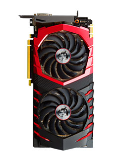 MSI expands its stable of Pascal cards with the GeForce GTX 1070 and 1080 Gaming Z