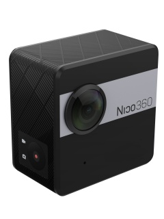 Nicovr launches the world's smallest consumer 360-degree VR camera on Indiegogo