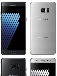 This is probably how the Samsung Galaxy Note 7 will look like