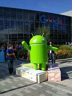 The N in Android N officially stands for Nougat