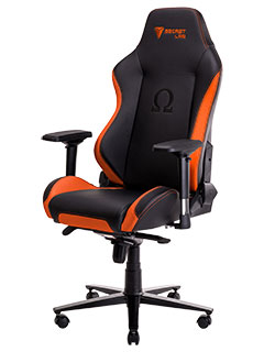 You can now buy the Secretlab Omega in bright orange
