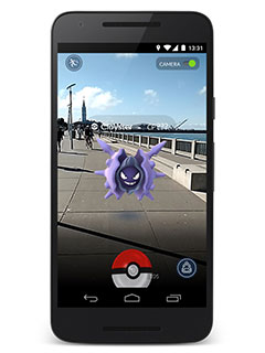 RazerGo is a chat app for Pokémon GO by Razer
