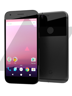 Here's a rendered image of the 2016 Nexus phone