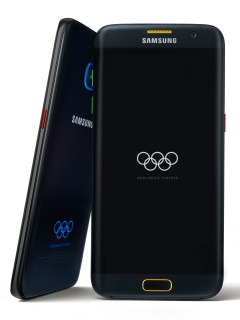 Samsung unveils the Galaxy S7 edge Olympic Games Limited Edition